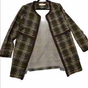 Ricki's knit weave blazer